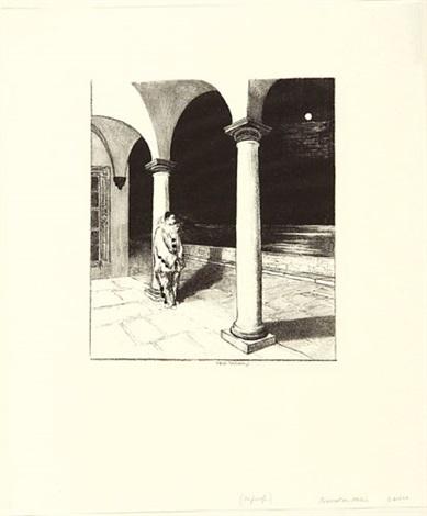 pierrot in italie by ethel gabain