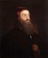 head of a jew by washington allston