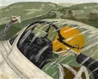 KOREAN WAR ART: ACE PILOT AND COMBAT ARTIST..., 1960