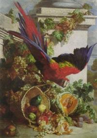 a rustic still life by auguste aristide fernand constantin