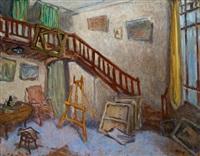l'atelier du peintre by robert pikelny