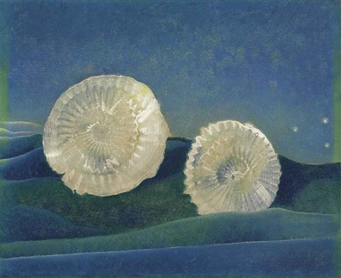 les coquilles by max ernst