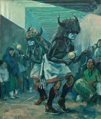 buffalo dancers by ned jacob