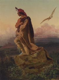 the last of the mohicans by emanuel gottlieb leutze