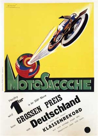 moto sacoche by marcello nizzoli