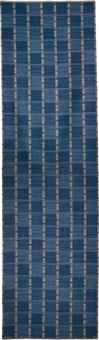 important falurutan blå rug, from the folksam building, stockholm by barbro nilsson