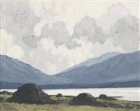 the silver lake by paul henry