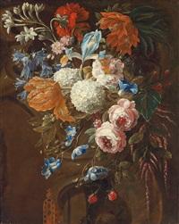 blumenstillleben by flemish school (17)