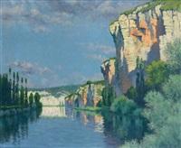 la rivière by pierre labrouche