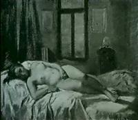 femme nue by sebastian llobet ribas