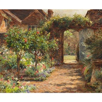 the garden path by harold joseph swanwick