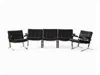 fivepart seating group 'joker' by olivier mourgue