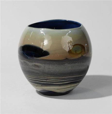 Moon Vase By John Lewis On Artnet