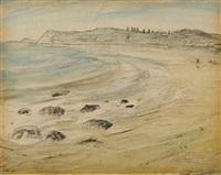 werri beach by lloyd frederic rees