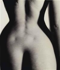 torso, 1955 by bill brandt