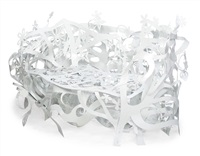 petit jardin bench by tord boontje