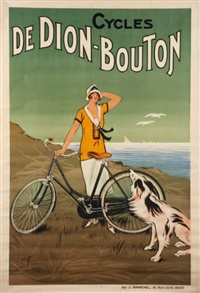 cycles de dion-bouton by félix fournery
