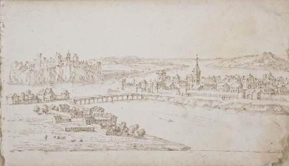 paysages architecturaux animés alb w39 works by gabriel perelle