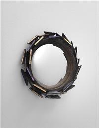 rare pacifique mirror by line vautrin