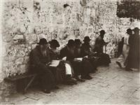 jérusalem, la lecture by rudolf lehnert