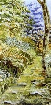 woodland scene by reza macdougald