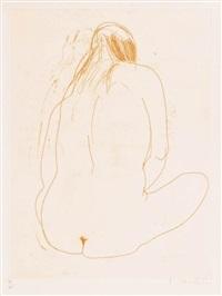 the back by brett whiteley