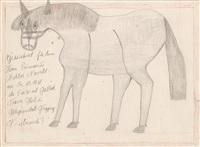 pferd by franz gableck