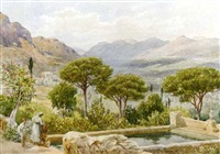 near palermo by axel herman haig