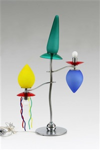 lampada da tavolo giocasta by andrea anastasio