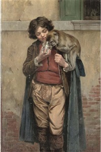 refreshment for a friend by emil brack