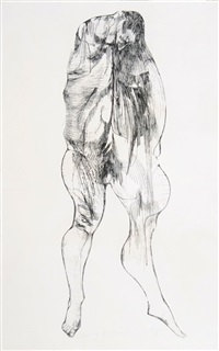 distension by leonard baskin