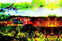 relative green landscape by *llnd