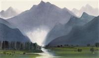 山光水色─南投九九峰 (jou-jou mountain, nantou) by shiy de-jinn