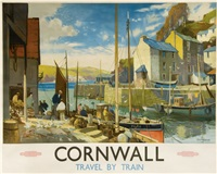 cornwall, british railways by jack merriott