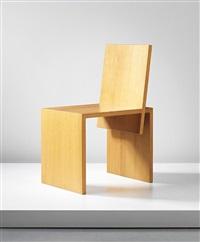 okazaki chair by shigeru uchida