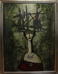 femme n°3 by alexandre dorofeev