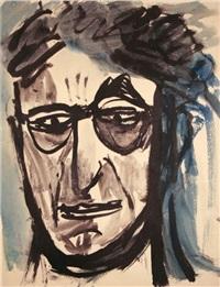autoportrait by raymond queneau