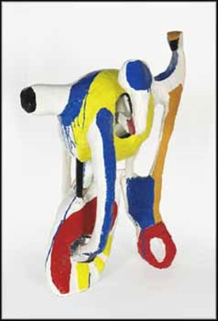 elephant by karel appel