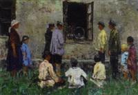 das grammophon by vassili golikov