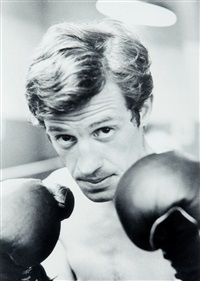 jean paul belmondo by luc fournol