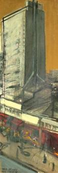 porte des lilas by niklaus hasenböhler