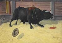 a morte do touro by simão frade da veiga