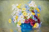 fleurs de printemps by marie madeleine de rasky