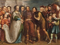 the continence of scipio by franse jan verzijl