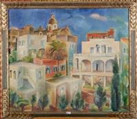 coin de ville au maroc by maurice jean micha