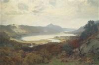 ardhui, loch lomond by david farquharson
