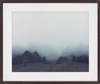 island fog by axel hütte