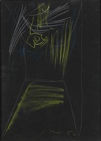 padiglione delle fonti di energia a italia '61, studio by lucio fontana