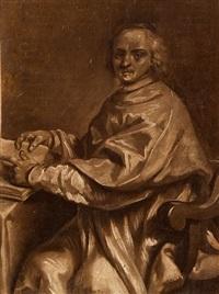 ritratto di cardinale by giovan gioseffo dal sole