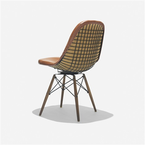 dkw chair by charles and ray eames